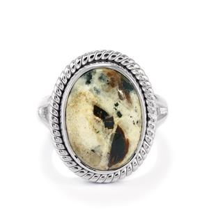 9ct Astrophyllite Sterling Silver Aryonna Ring