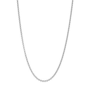 """30"""" Sterling Silver Classico Rolo Chain 3.10g"""