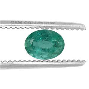Zambian Emerald GC loose stone  1.35cts