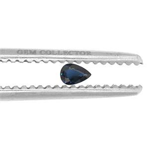 0.60ct Nigerian Blue Sapphire (N)