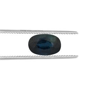 Nigerian Blue Sapphire Loose stone  0.45ct