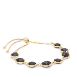 17.17ct Black Onyx Aryonna Slider Bracelet