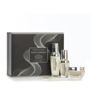 Ocean Minerals Facial Set with White Jade Eye Mask ATGW 300cts
