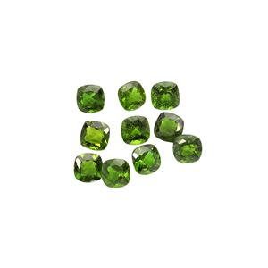 Chrome Diopside  6.07cts