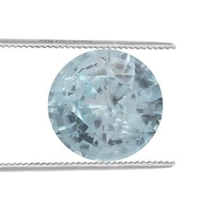 Ratanakiri Blue Zircon Loose stone  0.97ct