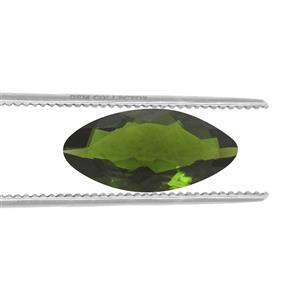 Chrome Diopside Loose stone  0.65ct