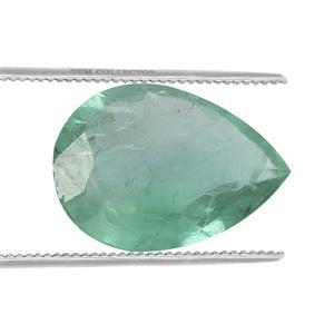Zambian Emerald GC loose stone  0.85cts