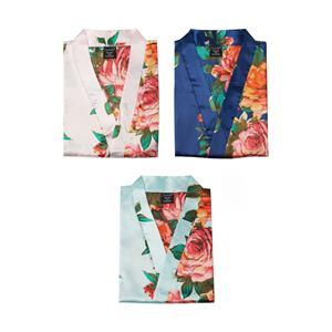 Floral Destello Robe