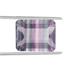 Zebra Fluorite GC loose stone  3.80cts