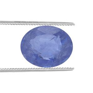 Burmese Blue Sapphire  0.40ct