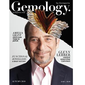Gemology by Gemporia Magazine - Issue 9 - Autumn 2018 –Web