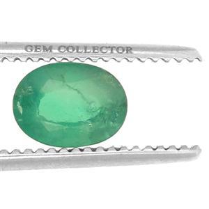 Zambian Emerald GC loose stone