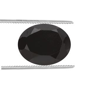 Black Spinel Loose stone  3.44cts