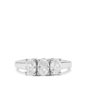 2.10ct Ratanakiri Zircon Sterling Silver Ring