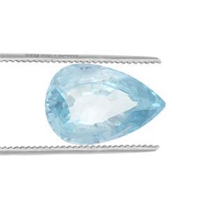 Ratanakiri Blue Zircon  1.00cts