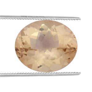 Champagne Danburite GC loose stone  5.60cts