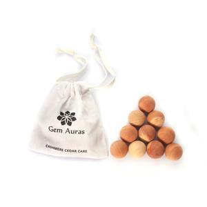 Cashmere Care Cedar Wood Balls