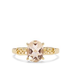 1.71ct Serenite 9K Gold Ring