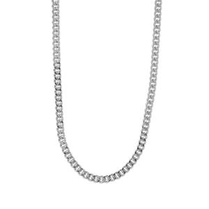 "18"" Sterling Silver Classico Curb Chain 1.12g"