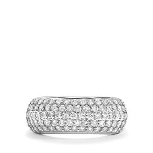 1ct Diamond Platinum 950 Ring