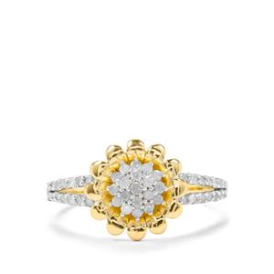 1/3ct Diamond Midas Ring