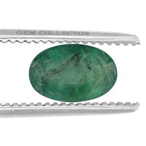 Bahia Emerald GC loose stone  1.9cts