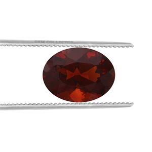 Madeira Citrine Loose stone  1.55cts