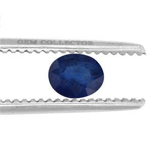 Santorinite™ Blue Spinel GC loose stone  1.35cts