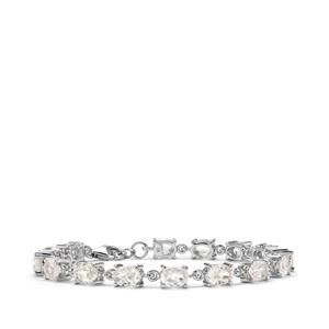 Ratanakiri Zircon Bracelet in Sterling Silver 18.54cts