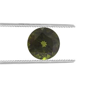 Chrome Diopside Loose stone  0.40ct