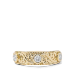 'Venice' 1/4ct First Class Diamond Ring 9K Gold