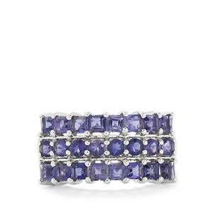 1.65ct Bengal Iolite Sterling Silver Ring
