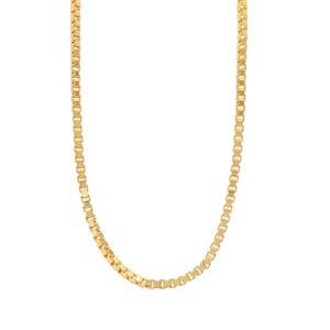 "24"" Midas Couture Slider Venetian Chain 2.23g"