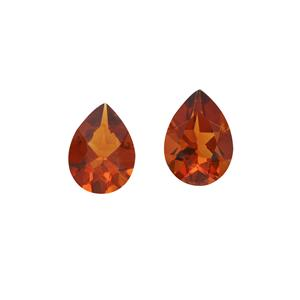 Madeira Citrine Loose stone  1.2cts