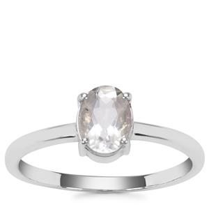 Itinga Petalite Ring in Sterling Silver 0.64ct
