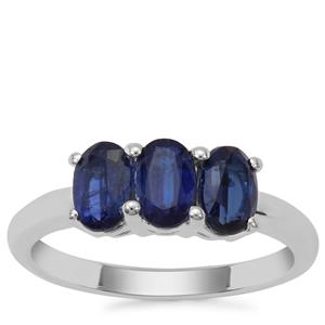 Nilamani Ring in Sterling Silver 2cts