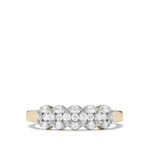 1/3ct Canadian Diamond 18K Gold Tomas Rae Ring