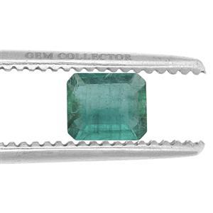 Zambian Emerald GC loose stone  1.8cts
