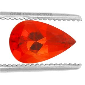 Tarocco Red Andesine GC loose stone  2.70cts
