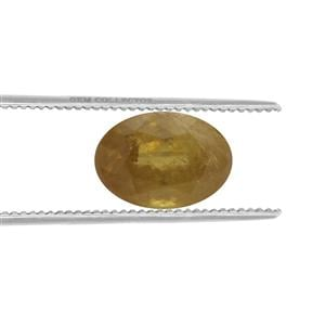 Morafeno Sphene GC loose stone  1.8cts