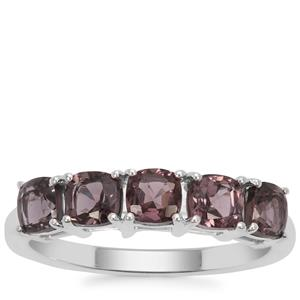 Burmese Spinel Ring in Sterling Silver 1.95cts