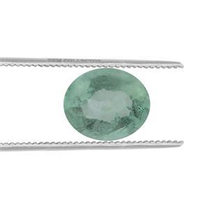 0.20ct Natural Siberian Emerald (N)