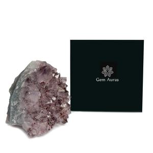 Gem Auras Amethyst Geode ATGW 750cts