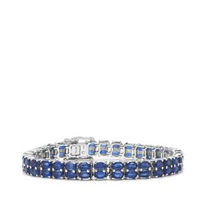 20.46ct Daha Kyanite Sterling Silver Bracelet
