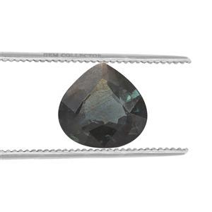 0.95ct Nigerian Green Sapphire (N)