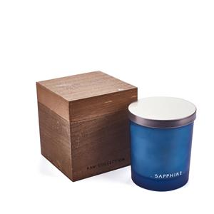 Birthstone Range - September Sapphire Candle with Blueberry & Vanilla Fragrance ATGW 15cts