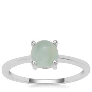 Aquaprase™ Ring in Sterling Silver 0.89cts