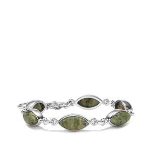 Chemin Opal Bracelet in Sterling Silver 21cts (F)