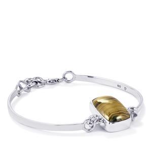 Schelm Blend Sphalerite Bracelet in Sterling Silver 16cts