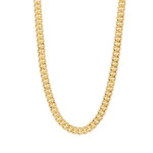 """22"""" Midas Classico Diamond Cut Curb Chain 1.32g"""